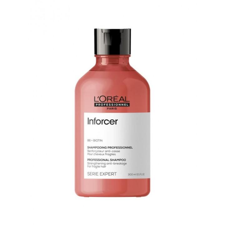 L'Oreal Professionnel Шампунь Serie Expert Inforcer для предотвращения ломкости волос, 300 м