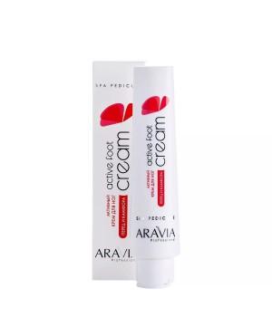 """ARAVIA Professional"" Активный крем д/ног с камфарой и перцем Activa Foot Cream, 100 мл"