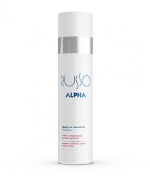 ALPHA RUSSO Шампунь для волос, 250 мл