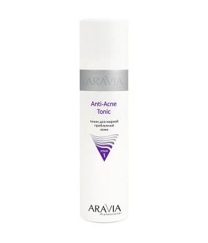 ARAVIA Professional Тоник для жирной проблемной кожи Anti-Acne Tonic (250 мл)