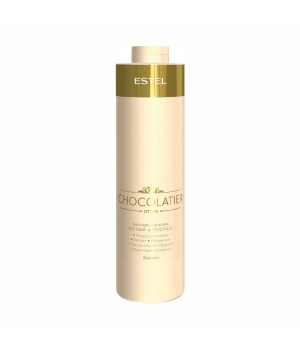 Бальзам для волос «Белый шоколад» ESTEL CHOCOLATIER, 1000 мл