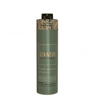 ALPHA HOMME GENWOOD Forest-шампунь для волос, 1000 мл
